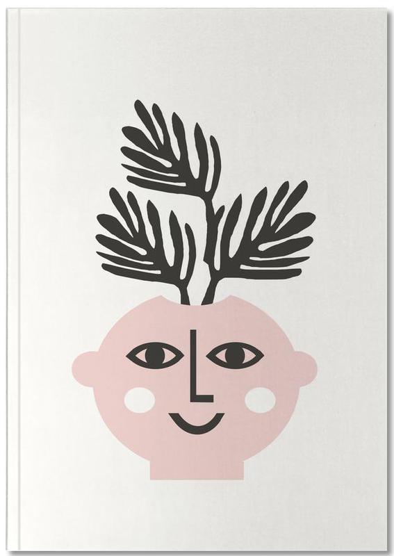 Leaves & Plants, Harmonia Notebook