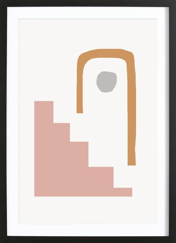 Hera II Framed Print