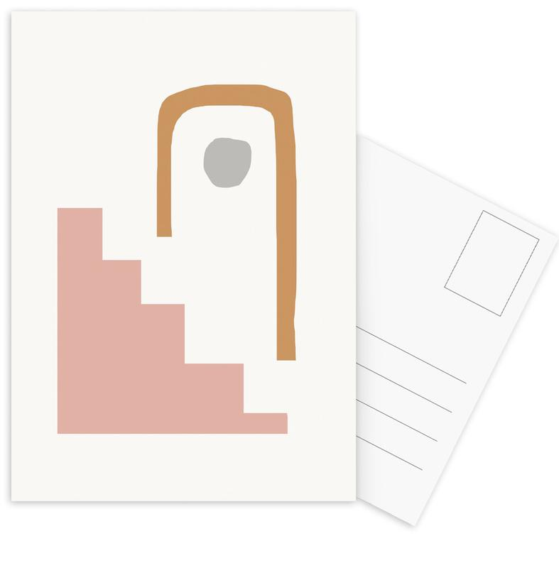 , Hera II Postcard Set