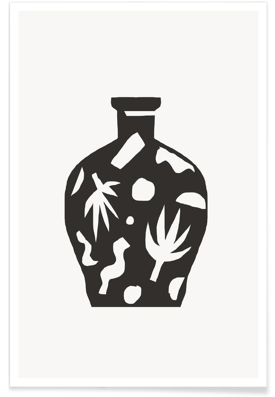Zwart en wit, Keres poster