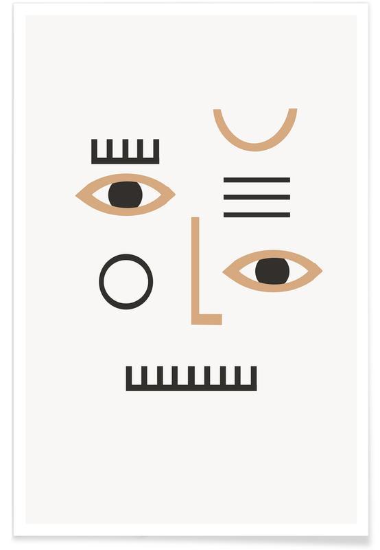 , Pleione poster