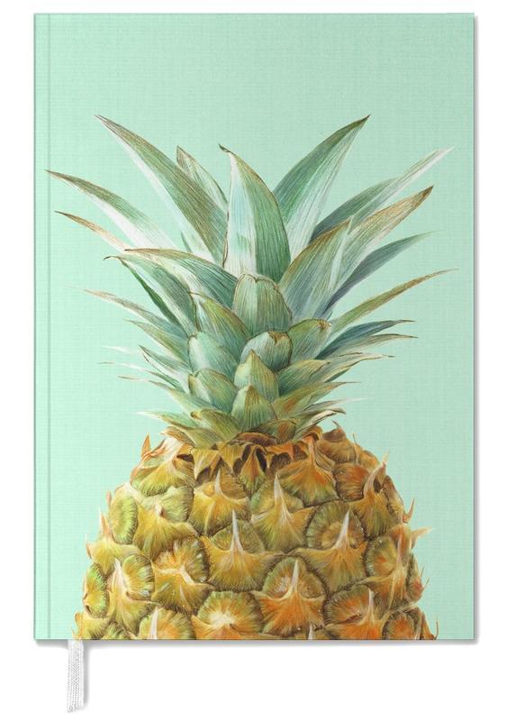 Pineapples, Print 141 Personal Planner