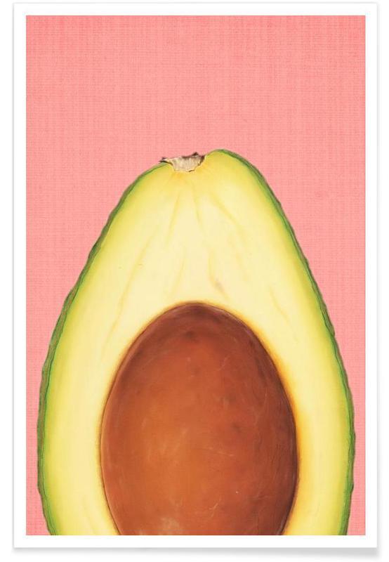 Avocados, Print 142 Poster