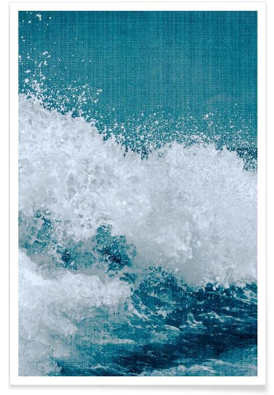 Ocean, Lake & Seascape, Print 211 Poster