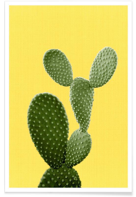 Cactus, Print 87 affiche