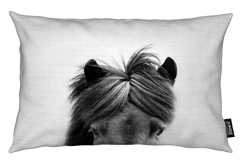 Horses, Black & White, Print 191