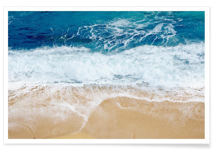 Stranden, Print 221 poster