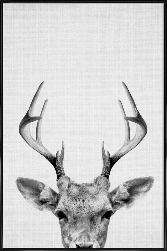 Print 38 -Bild mit Kunststoffrahmen
