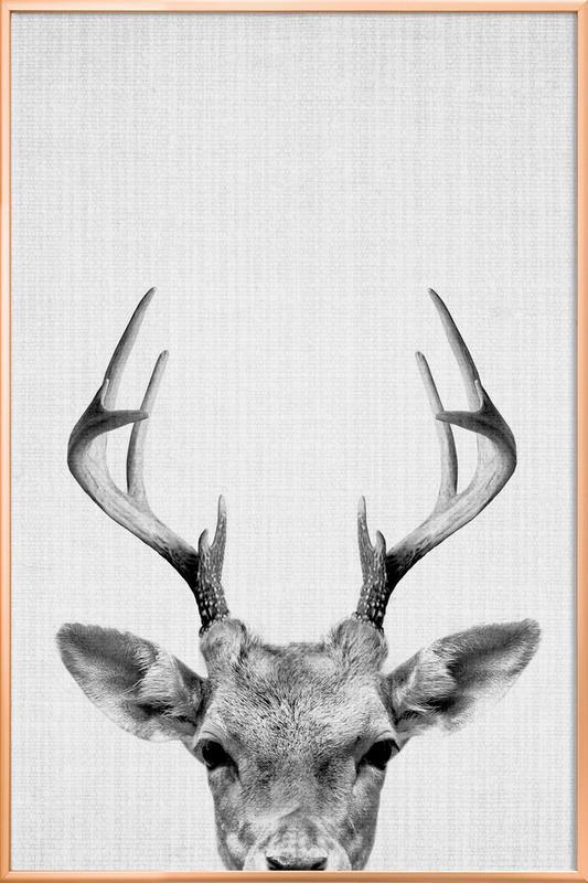Print 38 -Poster im Alurahmen