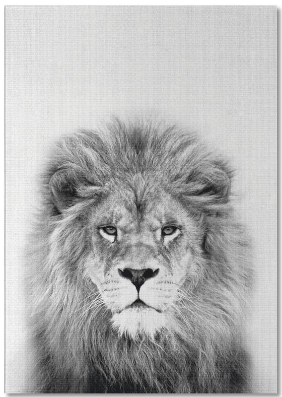 Lion bloc-notes