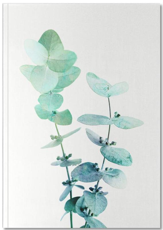 Feuilles & Plantes, Print 18 Notebook