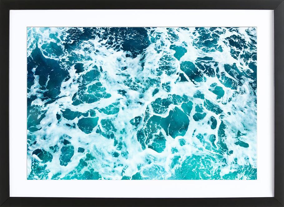 Print 219 Framed Print