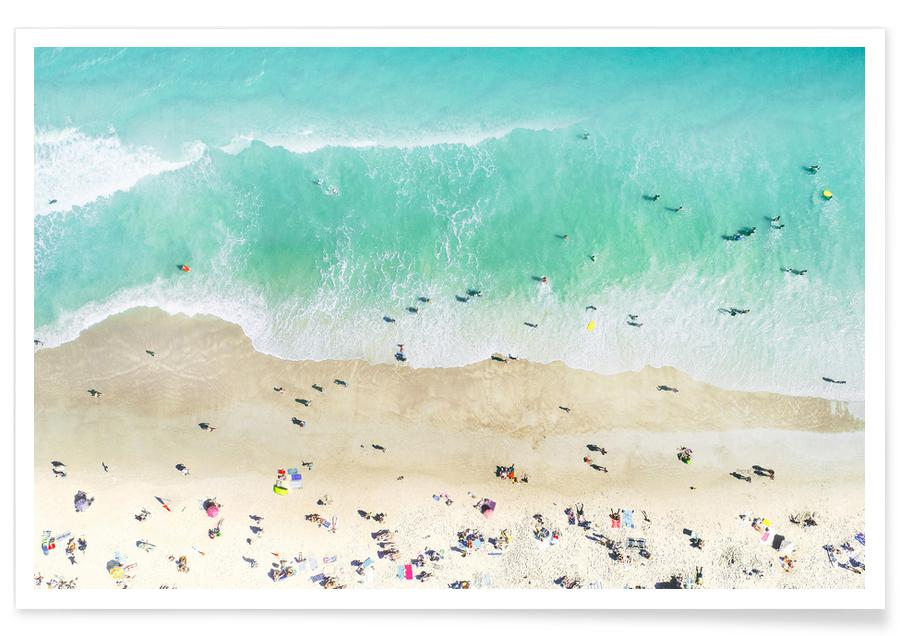 Stranden, Print 220 poster
