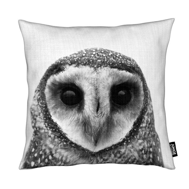 Owls, Black & White, Nursery & Art for Kids, Print 40