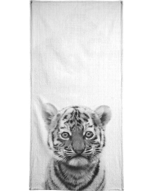 Print 43 Bath Towel