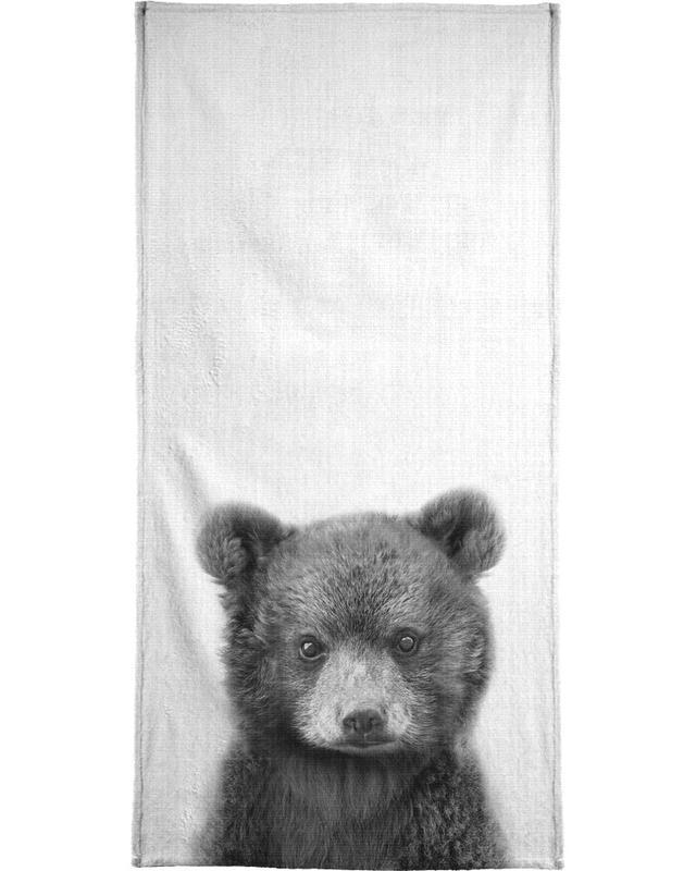 Print 287 Bath Towel
