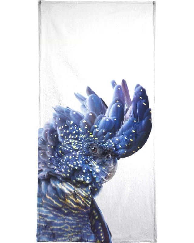 Art pour enfants, Perroquets, Print 458 serviette de bain