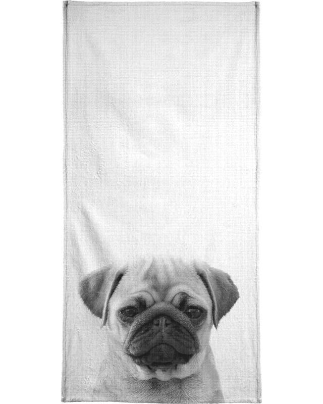 Print 44 Beach Towel