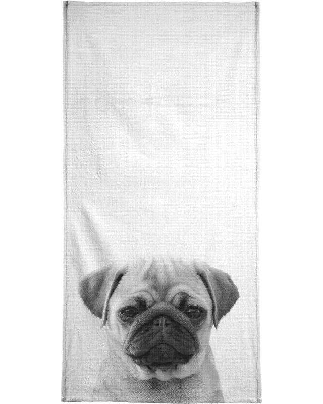 Print 44 Bath Towel