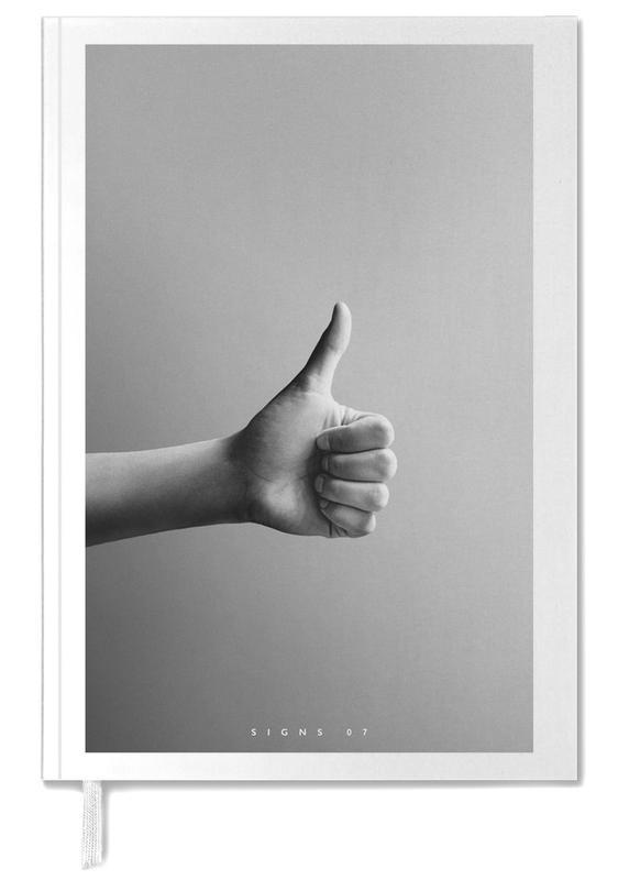 Body close-ups, Felicitaties, Zwart en wit, Signs  07 agenda