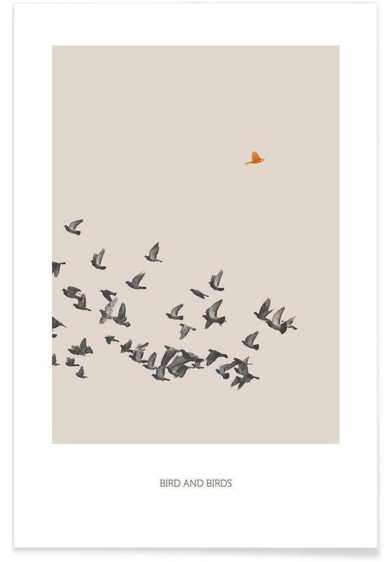Bird And Birds affiche