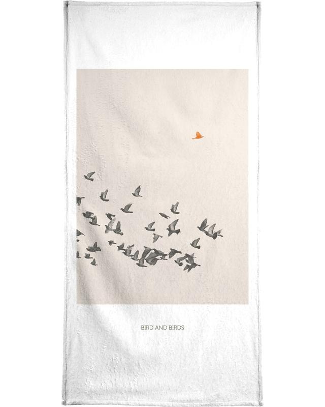 Bird And Birds -Handtuch