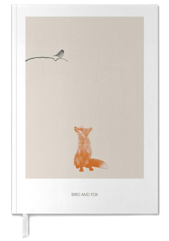 Bird And Fox Personal Planner