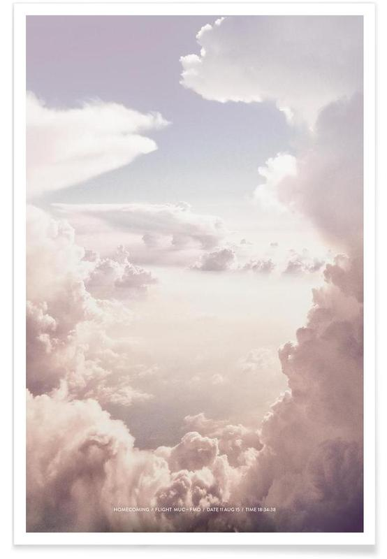 Ciels & nuages, Homecoming affiche