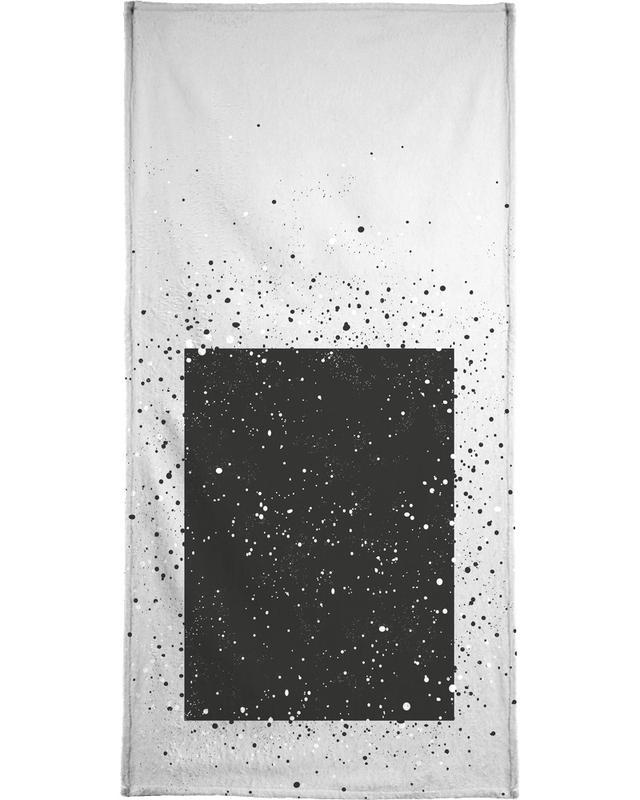 Salz Und Pfeffer -Handtuch