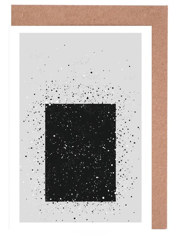 Salz Und Pfeffer -Grußkarten-Set