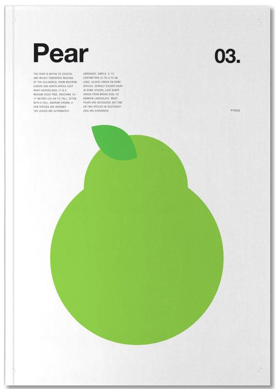 Pear Notebook