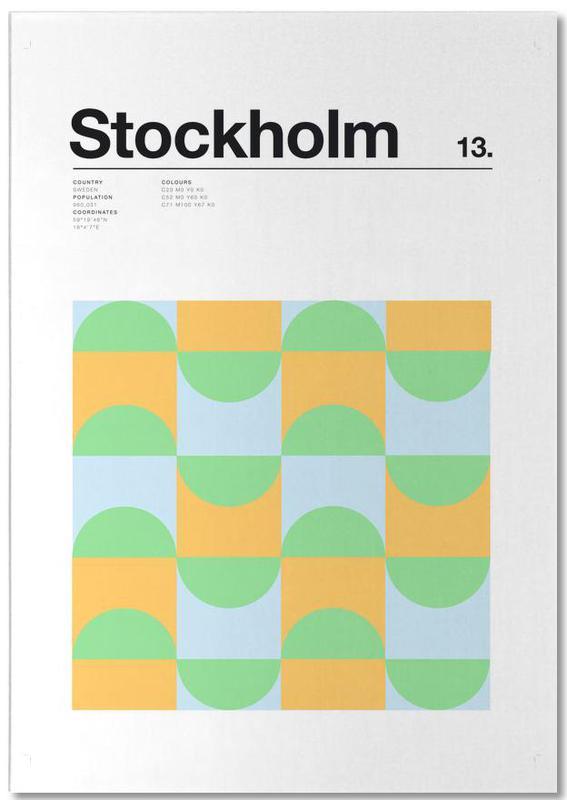 Stockholm, Stockholm bloc-notes