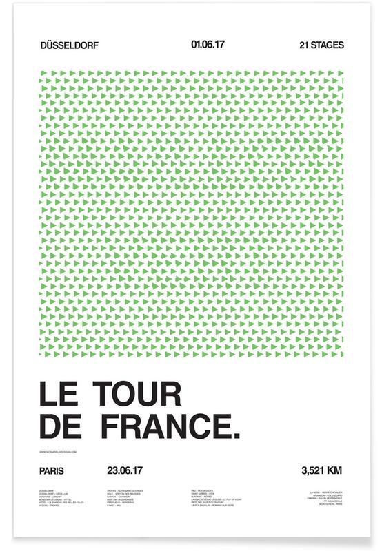 Wielersport, Maillot Vert poster