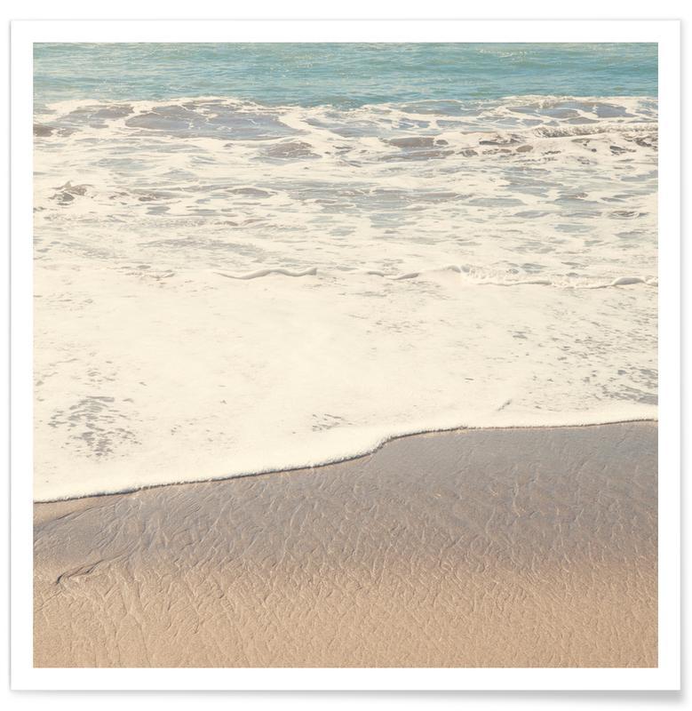 Santa Monica-Surf-Fotografie -Poster