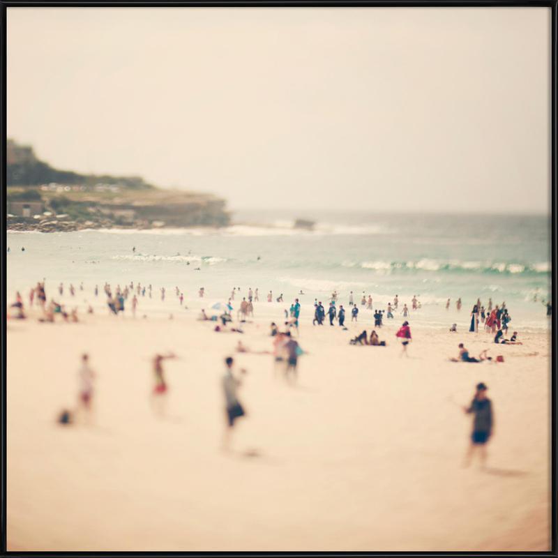 Bondi Beach Framed Poster