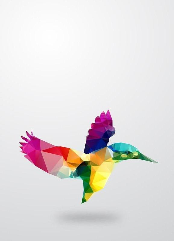 Glass Animals - Bird canvas doek