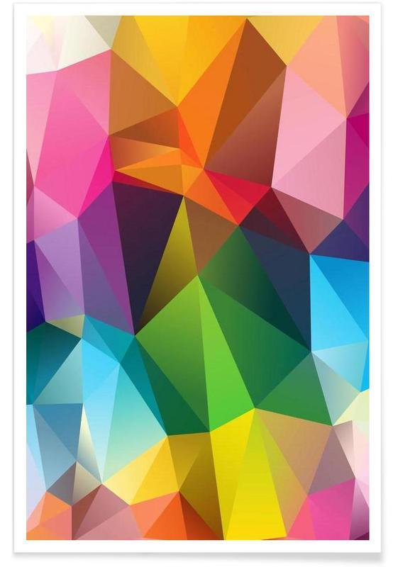 Motifs, Geometric View affiche