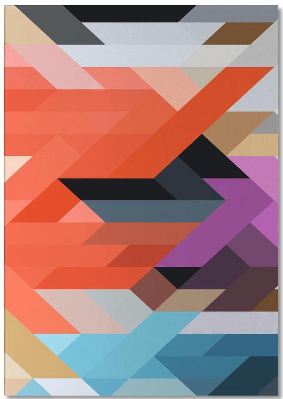 Patterns, Berlin 01 Notepad