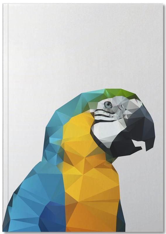 Parrots, Geo Parrot Notebook
