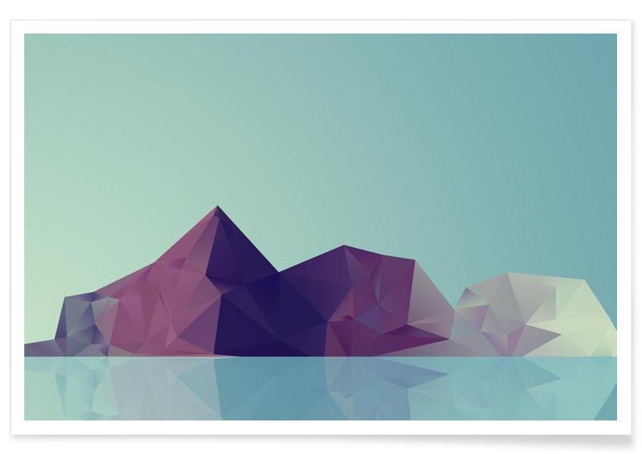 Landscape Study -Poster