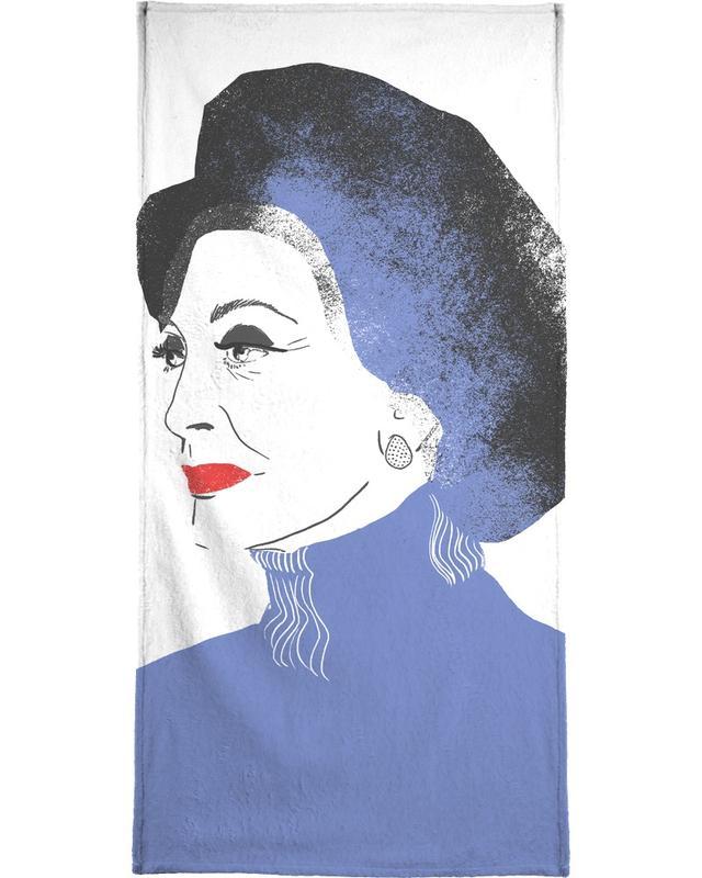 Carmen Bath Towel