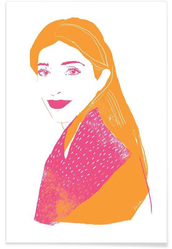 Carolyn -Poster