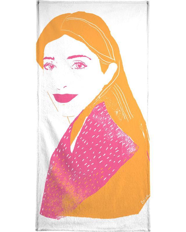 Carolyn Bath Towel