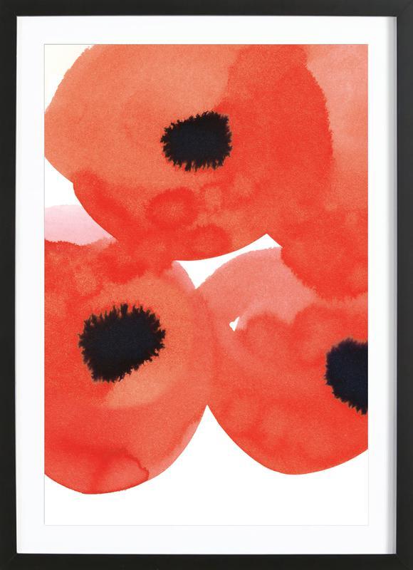 Flowers 002 Framed Print