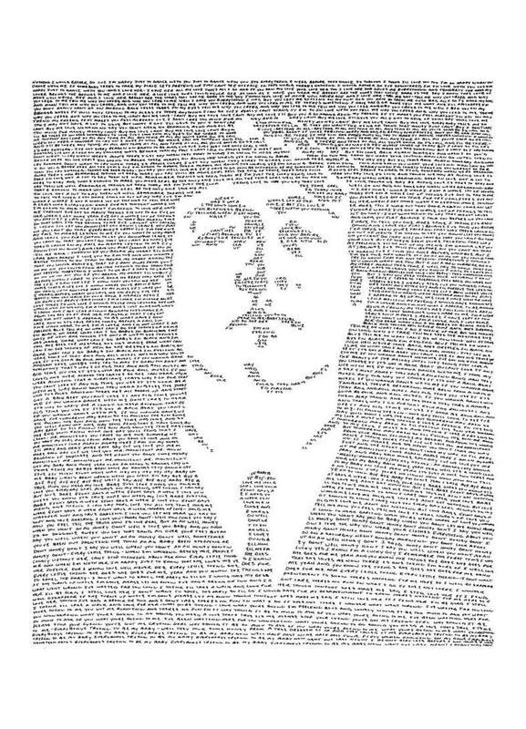 John -Leinwandbild
