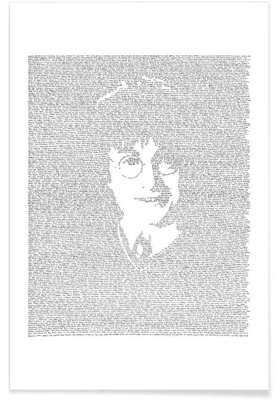 Schwarz & Weiß, Filme, Harry -Poster