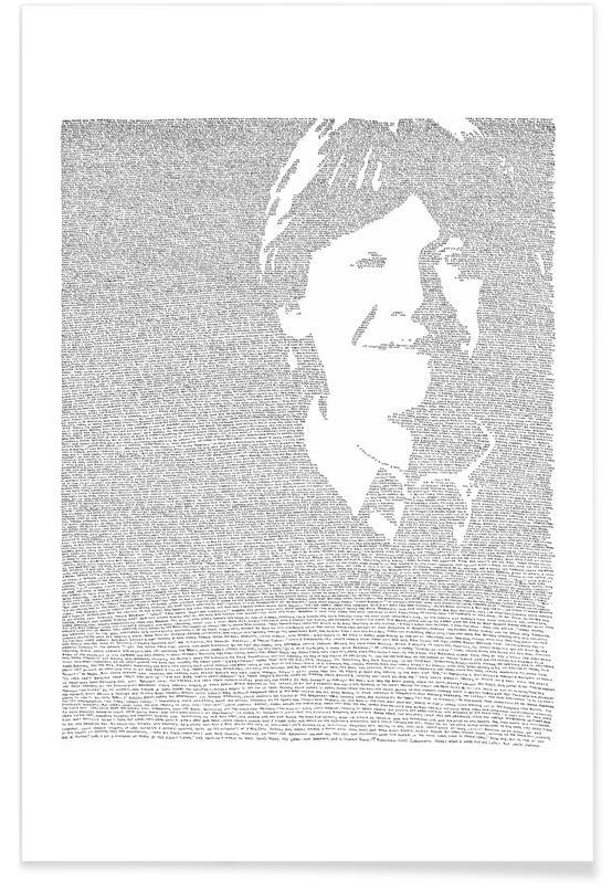 Schwarz & Weiß, Filme, Ron -Poster