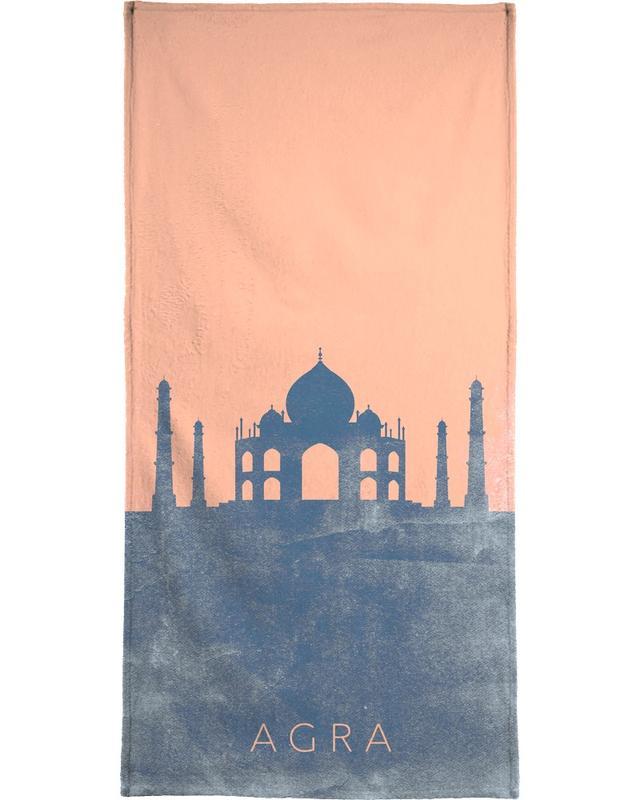 Agra -Handtuch