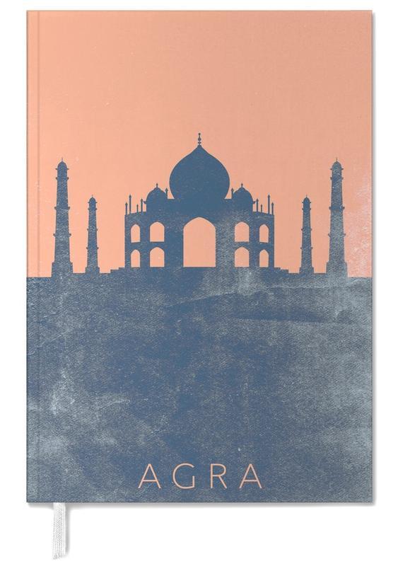 Voyages, Monuments et vues, Agra agenda
