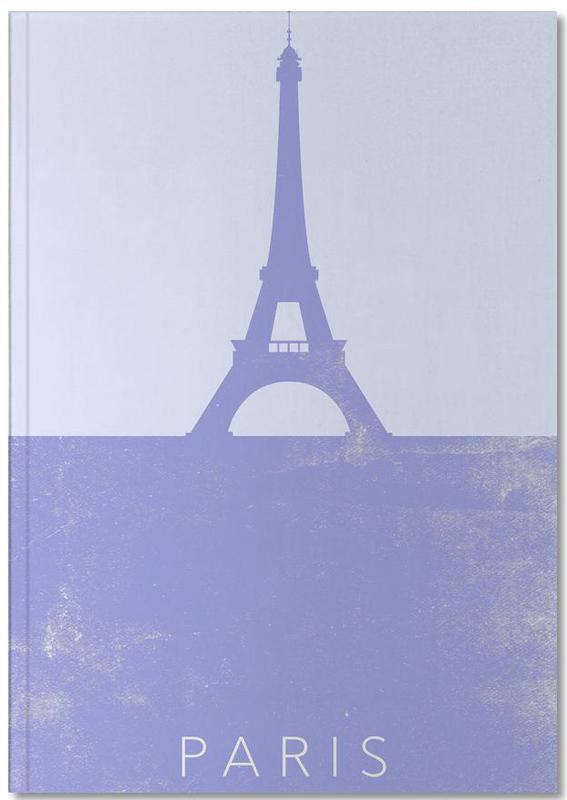 Parijs, Reizen, Bezienswaardigheden en monumenten, Paris Notebook